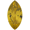 Swarovski 4231 Antique Navette Lime 10x5mm