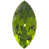 Swarovski 4231 Antique Navette Olivine 10x5mm