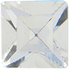 Swarovski 4400 Square Vintage Fancy Stone Crystal 10mm