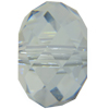 Swarovski 5040 Briolette Bead Crystal Blue Shade 12mm