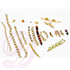 Assorted Rhinestone Chain