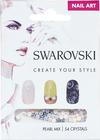 Swarovski Nail Art Loose Crystals - Pearl Mix