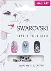 Swarovski Nail Art Loose Crystals - Shape Mix 1