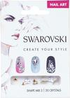 Swarovski Nail Art Loose Crystals - Shape Mix 2
