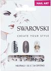 Swarovski Nail Art Loose Crystals - Neutral 1 SS5