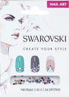 Swarovski Nail Art Loose Crystals - Neutral 3 SS5