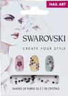 Swarovski Nail Art Loose Crystals - Purple SS5