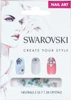 Swarovski Nail Art Loose Crystals - Neutral 2 SS7