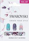 Swarovski Nail Art Loose Crystals - Neutral 3 SS7