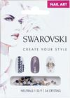 Swarovski Nail Art Loose Crystals - Neutral 1 SS9