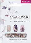 Swarovski Nail Art Loose Crystals - Neutral 4 SS9