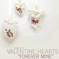 Valentine Hearts Forever Mine