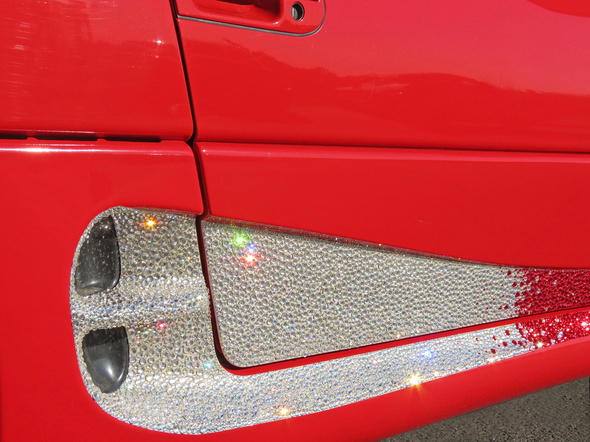 Embellished Car
