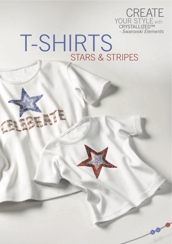 4th of July Shirts by SWAROVSKI™