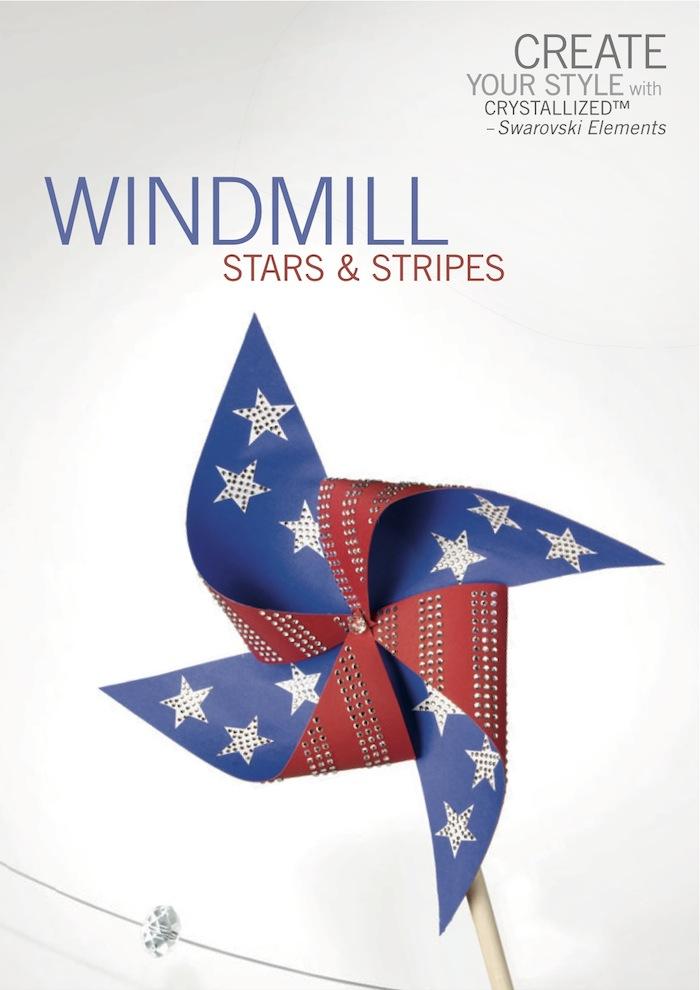 4th of July Windmill by SWAROVSKI™
