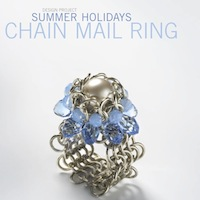 Chain Mail Ring