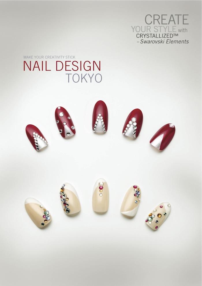 Nail Design by SWAROVSKI™